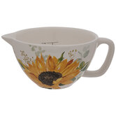 Sunflower Mixing Bowl