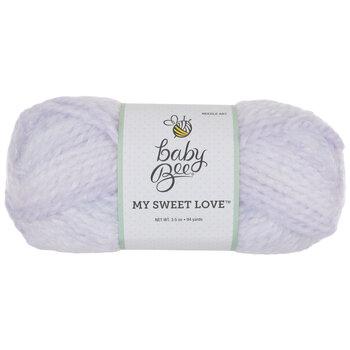 Lovely Lilac Baby Bee My Sweet Love Yarn