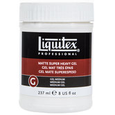Matte Super Heavy Gel Medium