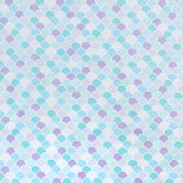 Mermaid Scale Apparel Fabric