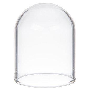 Glass Clock Dome - Small