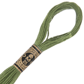 3346 Hunter Green DMC Cotton Embroidery Floss