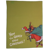 Dr. Seuss The Grinch Drying Mat