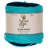 Parisian Macaroon Yarn Bee Sugarwheel Yarn