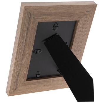 Brown Wood Look Frame