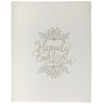 Happily Ever After Canvas Memory Book Hobby Lobby 1590900
