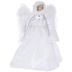 White Winter Angel Tree Topper