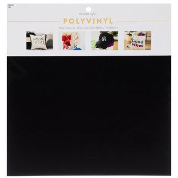 Polyvinyl Iron-On Transfer