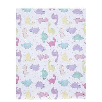 """Baby Dinosaurs Scrapbook Paper - 8 1/2"""" x 11"""""""