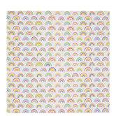 Retro Rainbow Gift Wrap