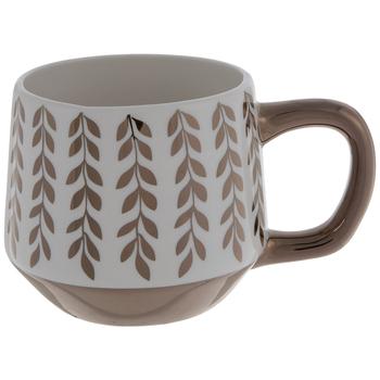 Metallic Vines Mug