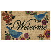 Welcome Birds Doormat