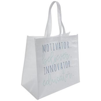 Motivator Tote Bag