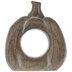 Natural Distressed Pumpkin Napkin Ring