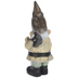 Carved Gnome With Shovel