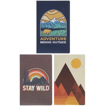 Outdoor Adventure Sketchbooks