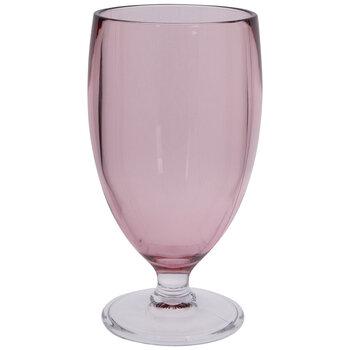 Pink Stemmed Cup