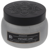 Vintage Luxe Candle Tin