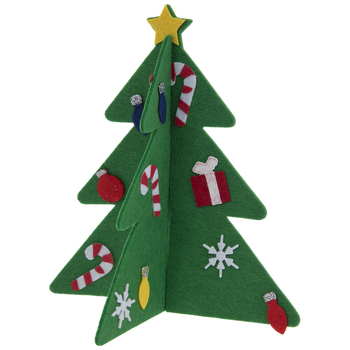 Felt Christmas Tree Craft Kit Hobby Lobby 5046933