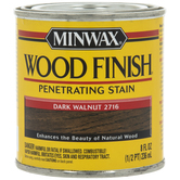 Dark Walnut Minwax Wood Stain