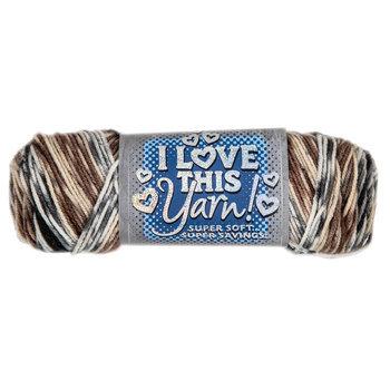 Naturals Stripe I Love This Yarn