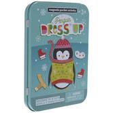 Dress Up Penguin Game