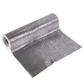"""Gray & Silver Faux Snakeskin Ribbon - 8"""""""