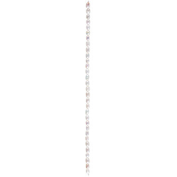 White Cultured Pearl Bead Strand