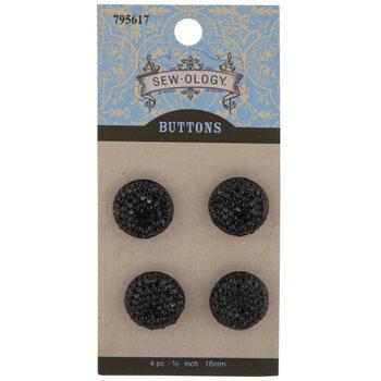 Rhinestone Shank Buttons