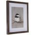 Bird On Branch Framed Wall Decor