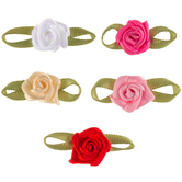 Mini Rose Embellishments