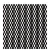 "Black & White Polka Dot Scrapbook Paper - 12"" x 12"""