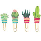 Cactus Paper Clips