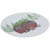 Christmas Camper Plate