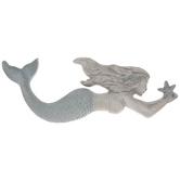 Mermaid & Starfish Wall Decor