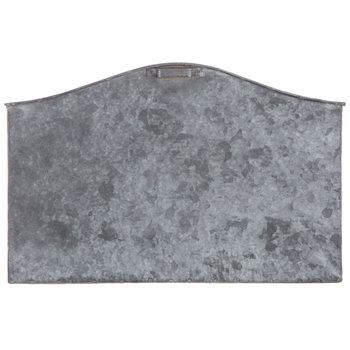 Galvanized Metal File Wall Organizer