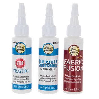 Fabric Adhesive Sampler