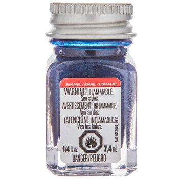 Arctic Blue Metallic Enamel Paint