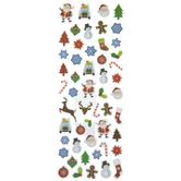 Mini Christmas Stickers