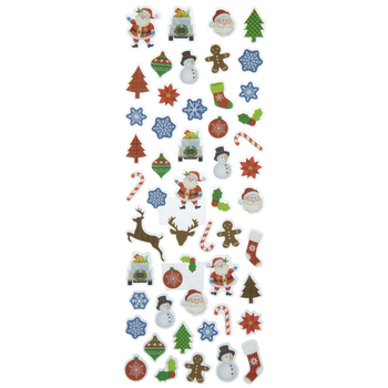 Mini Christmas Stickers