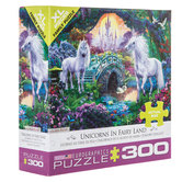 Unicorns In Fairy Land Puzzle