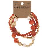 Red Assorted Bracelets