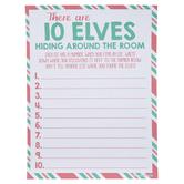 Find The Elves Game