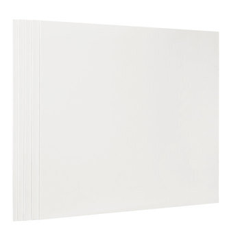 Master's Touch Watercolor Blank Canvas Panel Set