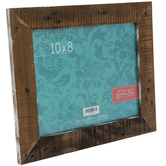 "Rustic Paint Stroke Wood Frame - 10"" x 8"""