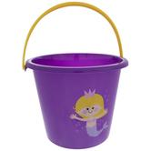 Purple Mermaid Easter Basket