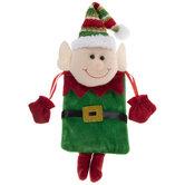 Elf Gift Card Holder
