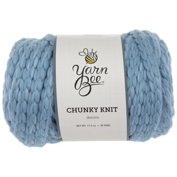Yarn Bee Chunky Knit Yarn