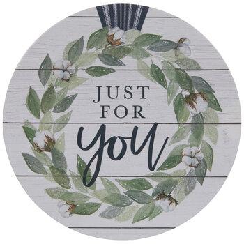 Farmhouse Wreath Gift Card Holders