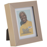"""Bronze & Gold Two-Tone Frame - 2"""" x 3"""""""